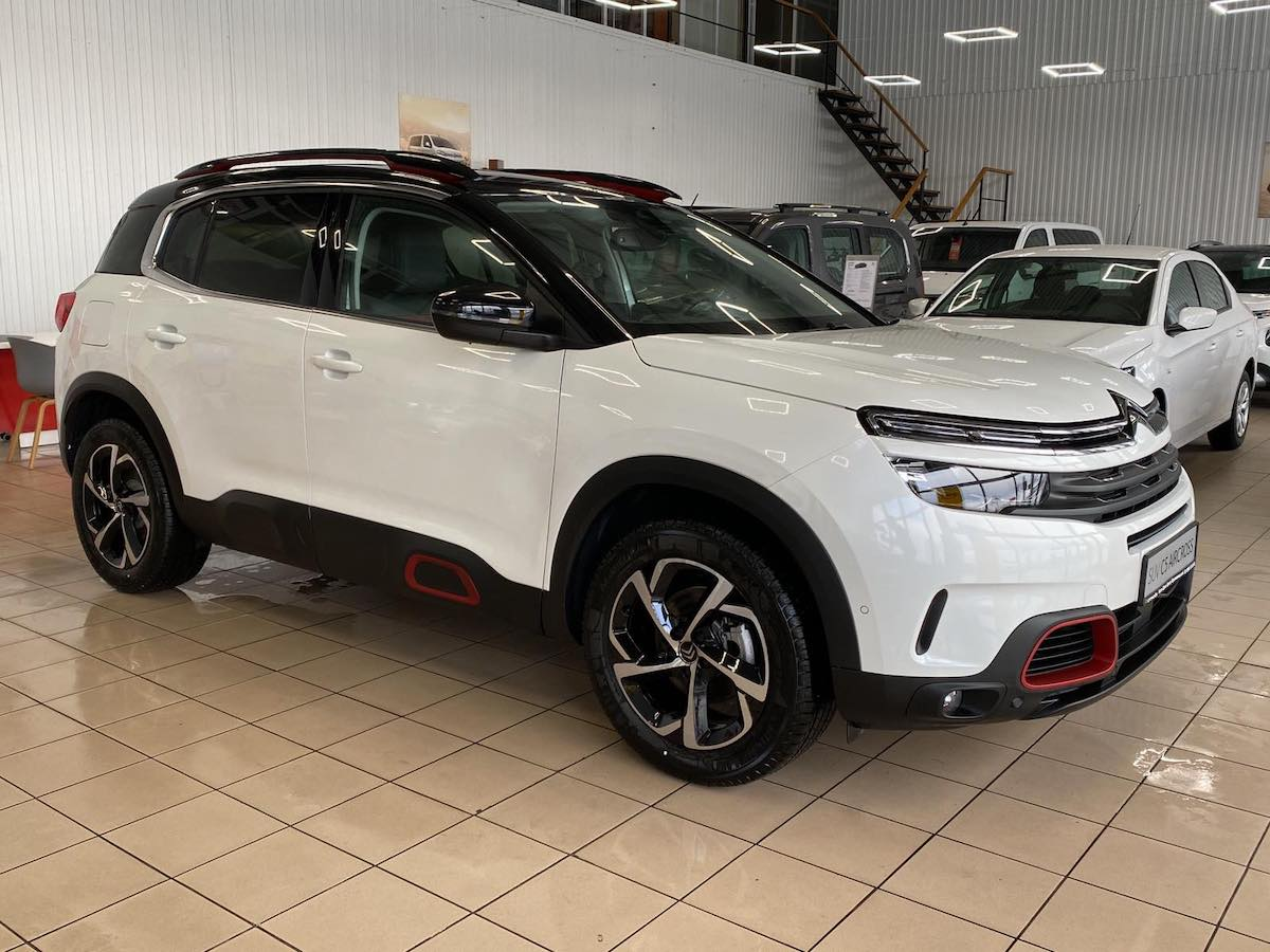 CITROЁN C5 Aircross FEEL PACK 1.5 BlueHDi/96KW 8ст.AISIN