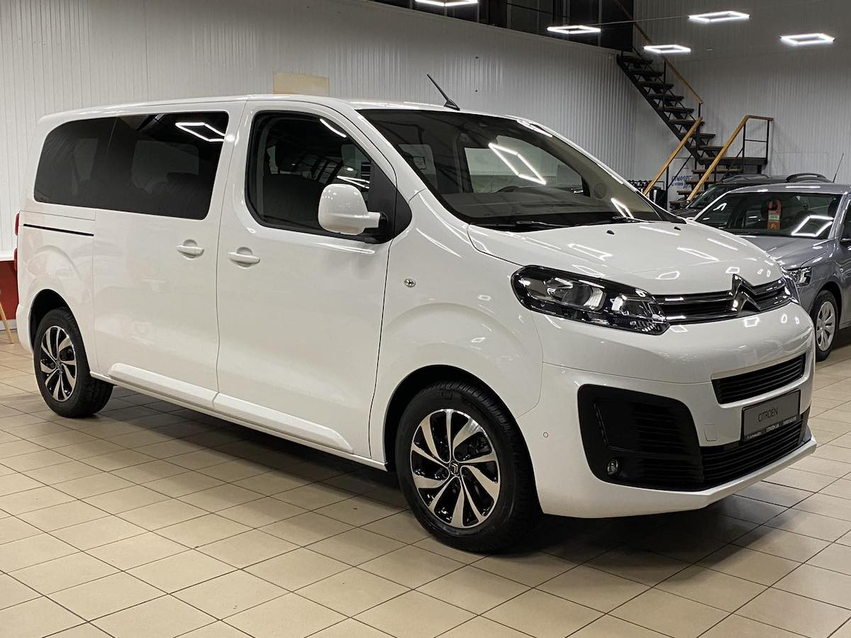 Citroën SpaceTourer 2.0 FEEL дизель автомат