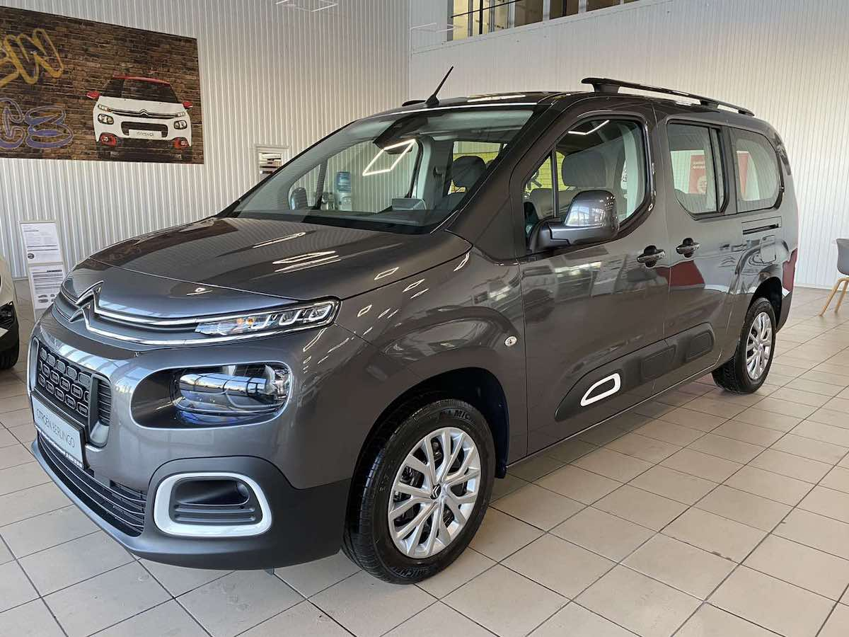 Citroën Berlingo L2 SHINE дизель механіка