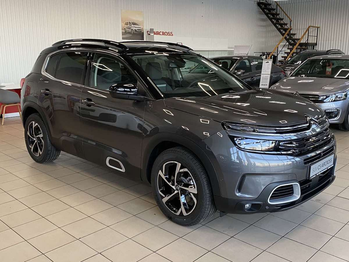 Citroën С5 Air Cross SHINE 2.0 дизель автомат