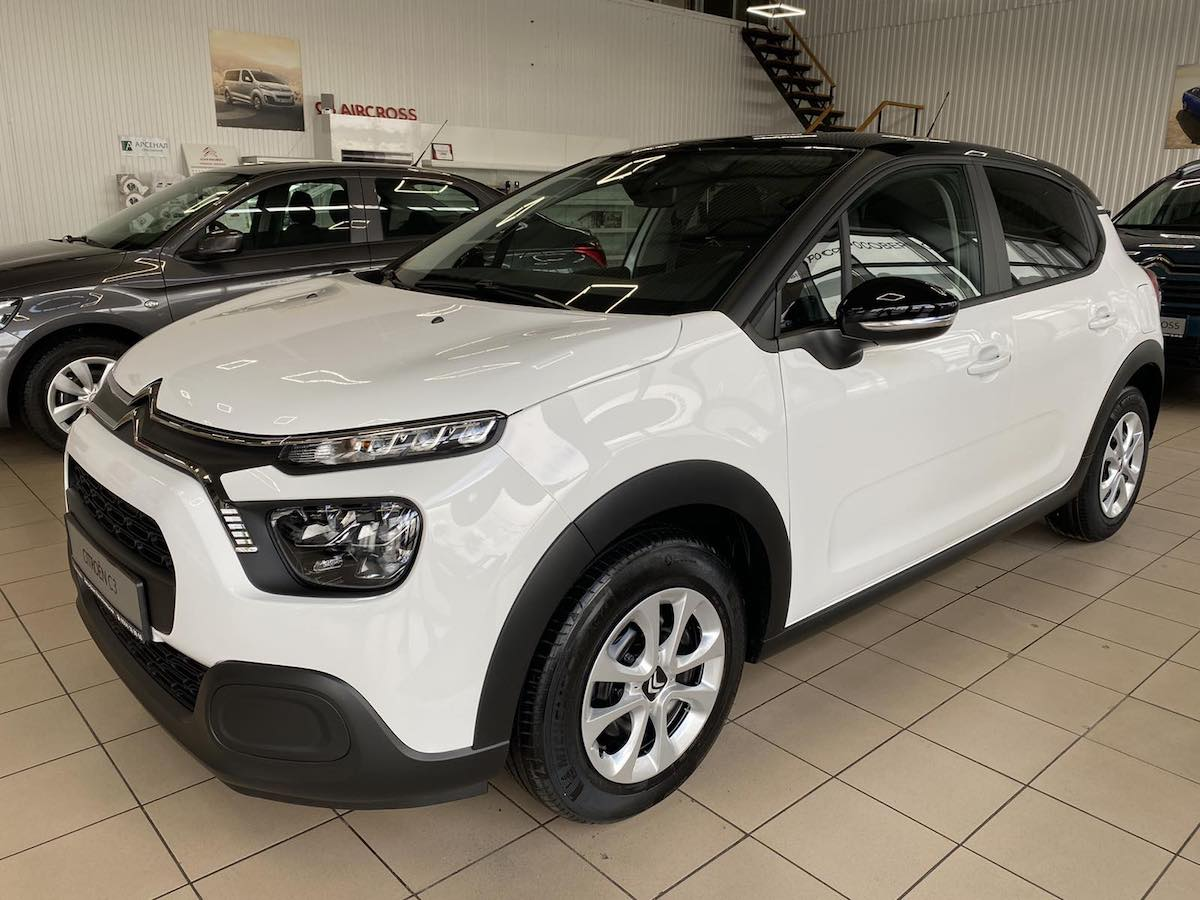 Citroën C3 1.2 FEEL бензин механіка